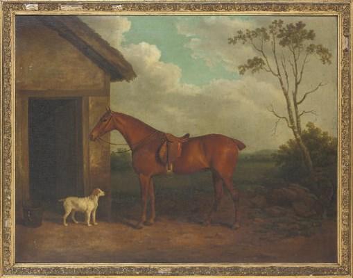 James Barenger (British, 1780-