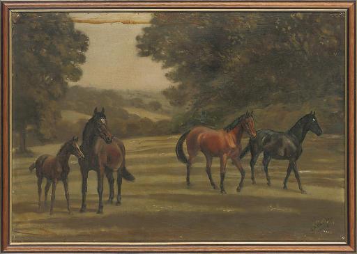 G. A. Cattley (British, 20th C