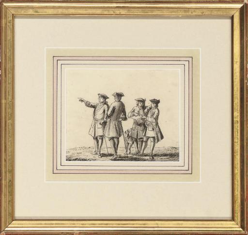 Thomas Ross (British, fl.1735-