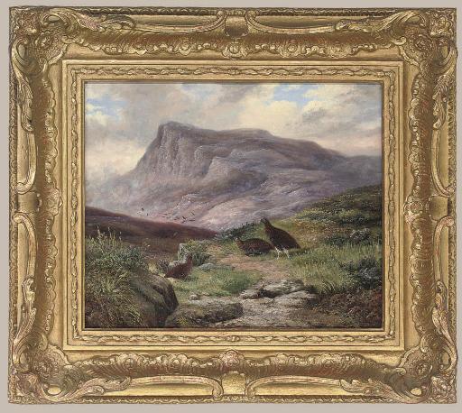Ben Hold (British, 19th/20th C