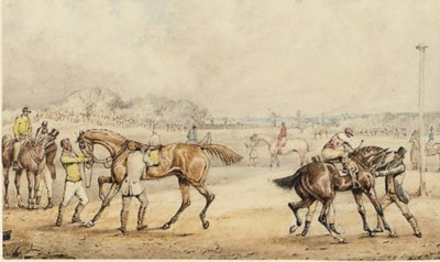Henry Alken (British, 1784-185