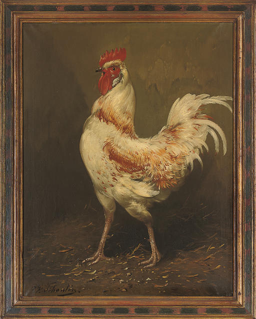 Henry Schouten (Belgian, 1864-