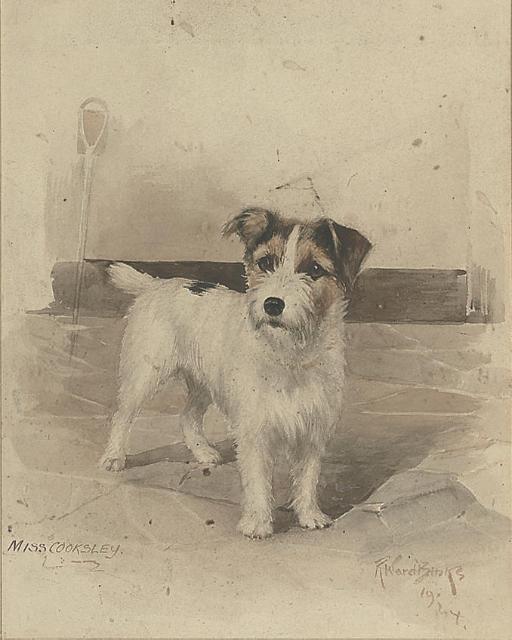 Reuben Ward Binks (British, 18