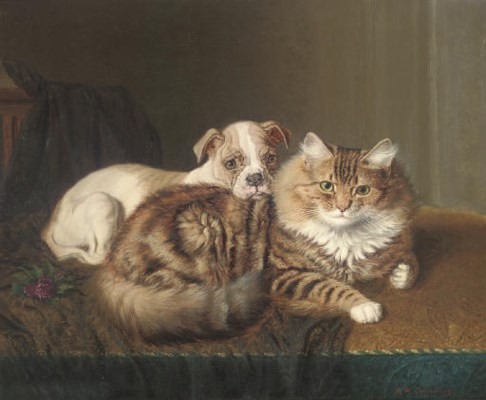 Horatio Henry Couldery (Britis