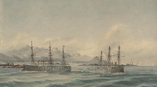 Naval School (c.1873)