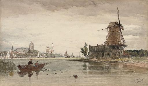 Thomas Sewell Robins (c.1809-1