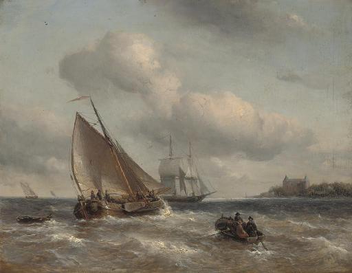 Antoine Waldorp (Dutch, 1803-1