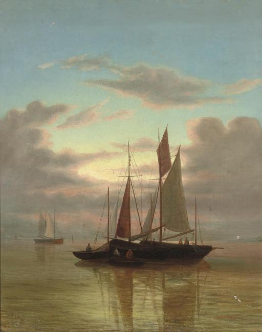Abraham Hulk, Jun. (1851-1922)