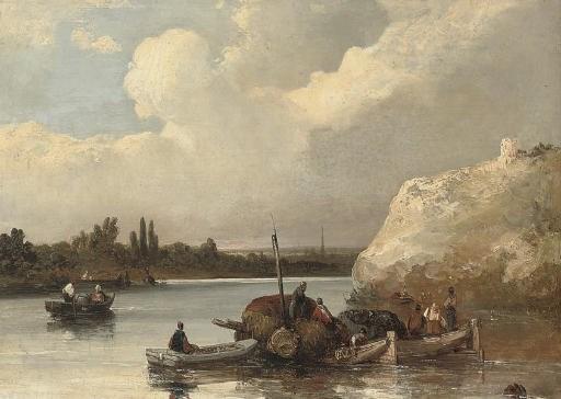 Alfred Vickers, Sen. (1786-186
