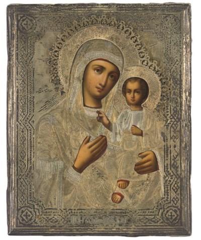 THE IVERSKAYA MOTHER OF GOD