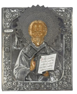 ST. NICHOLAS THE MIRACLE WORKE