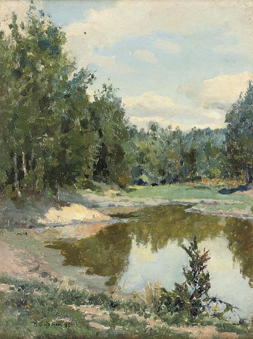 Il'ia Semenovich Ostroukhov (1