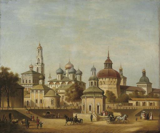 Russian School (19th/20th Cent