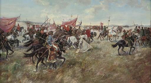 After Josef von Brant (Polish,