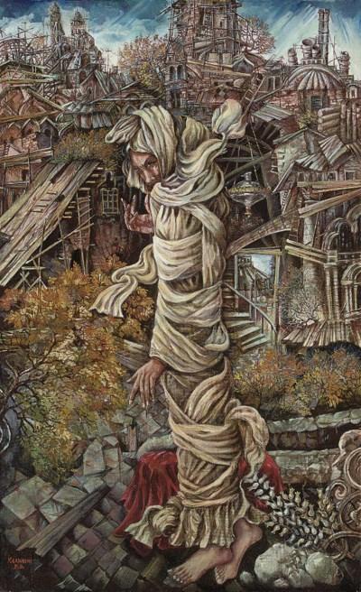 Vyacheslav Vasil'evich Kalinin