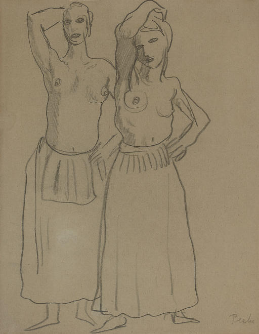 Mervyn Peake (1911-1968)
