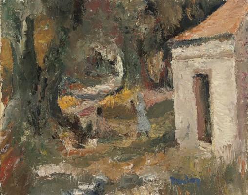 Ronald Ossory Dunlop, R.A. (18
