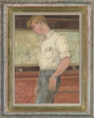 Peter Samuelson  (British, 191