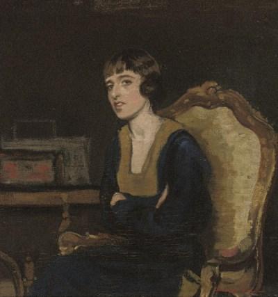 Harrington Mann (British, 1864