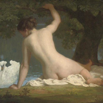 Attributed to Harold Speed, R.