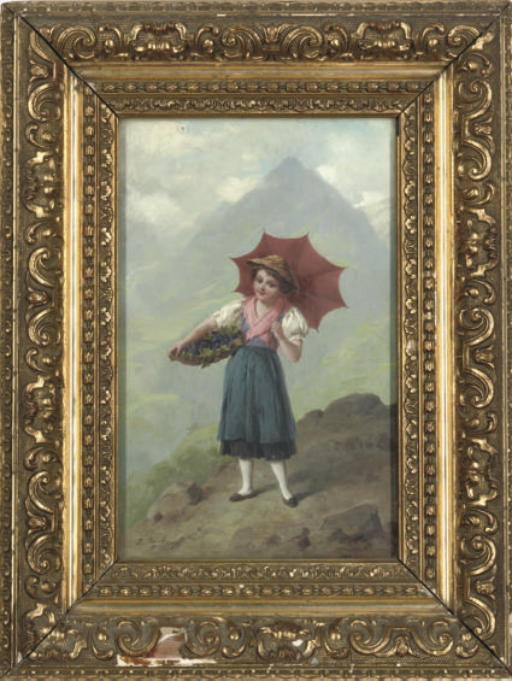 The young grape picker