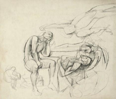 John Minton (British, 1917-195