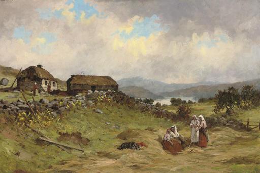 David Fulton, R.S.W. (British,