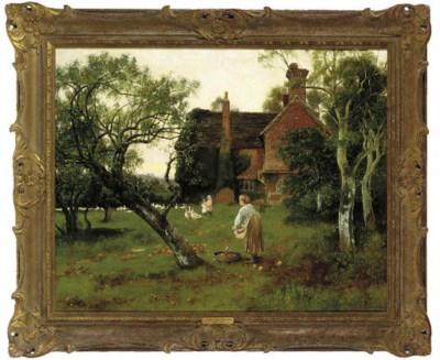 John Fullwood, R.B.A. (British