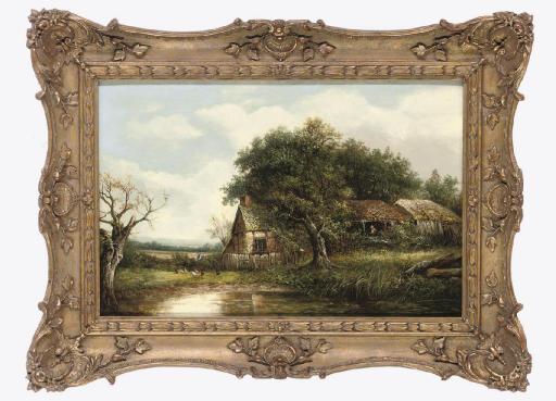 Joseph Thors (British, 1843-18