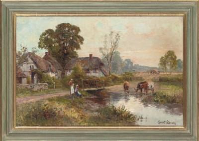 Ernest Walbourne (British, 187
