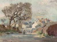 Kirkcudbright from Barrhill