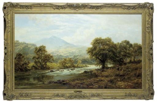 Moel Siabod from the Llugwy