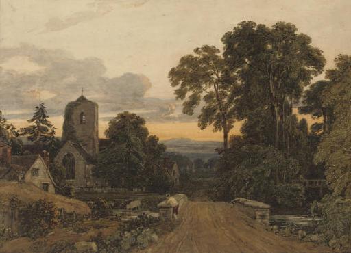 Francis Oliver Finch, O.W.S. (