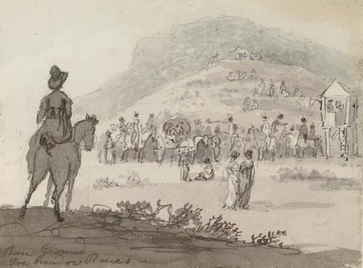 Race ground, Tremadoc Races