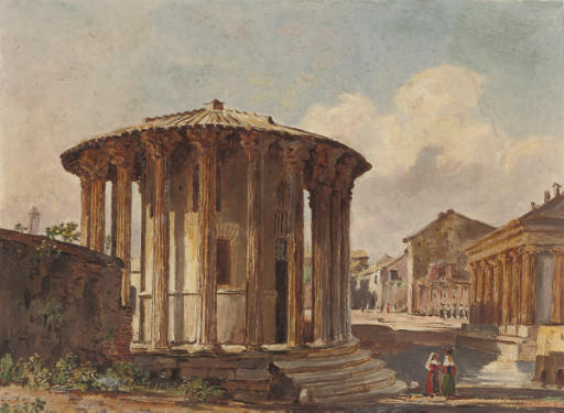 Attributed to Jacob George Str