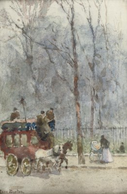 Rose Maynard Barton, R.W.S. (1