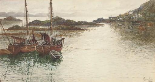 Kate Macaulay, R.S.W. (fl.1872