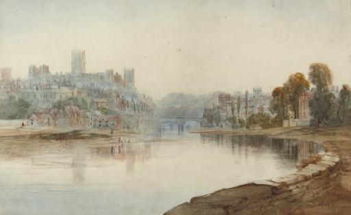 John Callow, O.W.S. (1822-1878