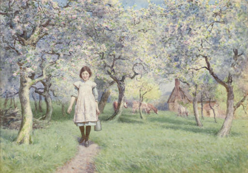 A Worcestershire orchard