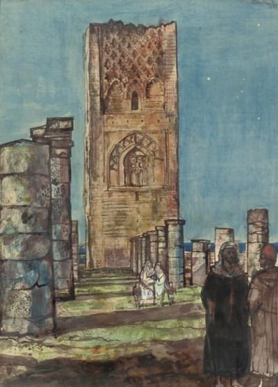 Francis John Minton, R.B.A. (1