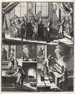 GRUNAUER, Johann Albrecht.  Da