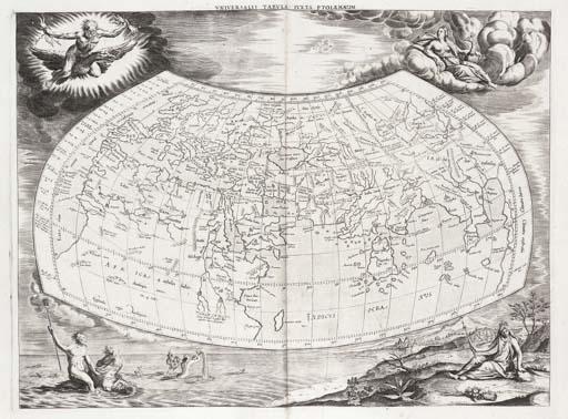 [MERCATOR, Gerard (1512-94).