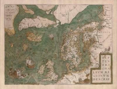 [ORTELIUS, Abraham (1527-98)].