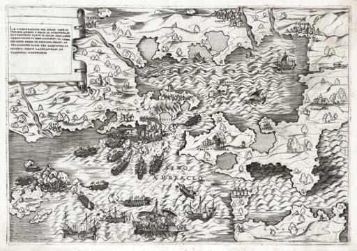 GREECE, Gulf of Artha -- [?SCH