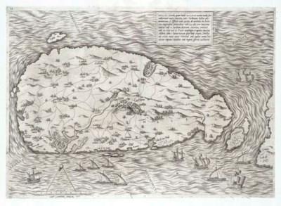 MALTA - LAFRERI, Antonio (c. 1
