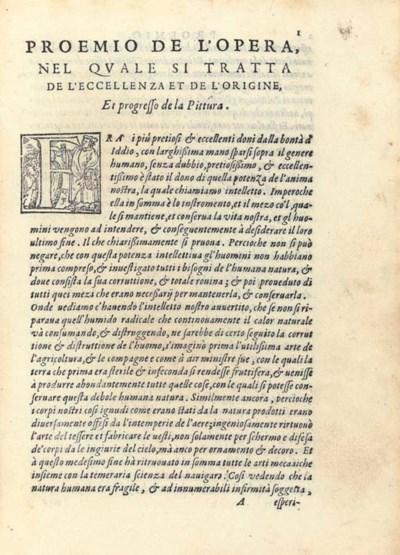 LOMAZZO, Pietro (1538-1600). T