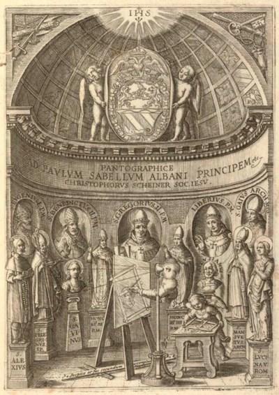 SCHEINER, Christoph (1573-1650