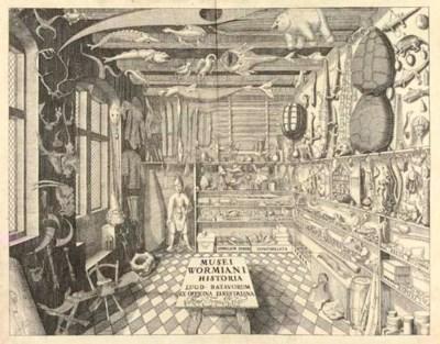 WORM, Ole (1588-1654).  Museum