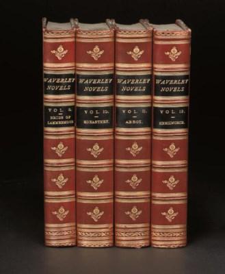 SCOTT, Sir Walter (1771-1832).