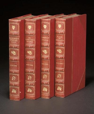 SURTEES, Robert Smith (1803-18